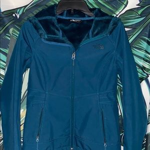 Blue The  North Face Windwall Lined Jacket